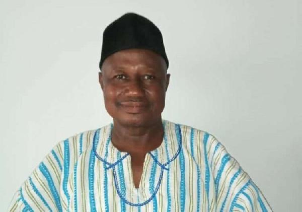 David Asibi Ayindenaba Apasera