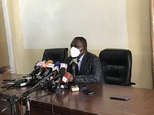 Dr Emmanuel Tenkorang