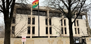 Ghana Embassy, Washington DC