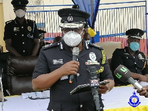 IGP - James Oppong-Boanuh