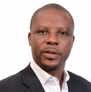 NYA CEO Sylvester Tetteh