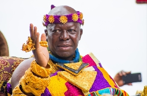 Asanthene, Otumfuo Osei Tutu