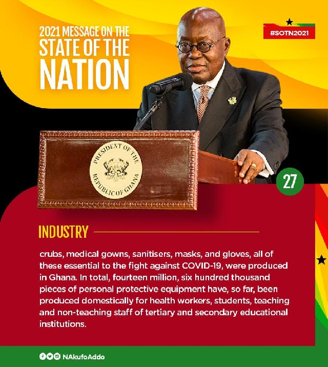 We're good managers of the economy, good protectors of the public purse – Akufo-Addo 3