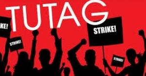 TUTAG begins strike today