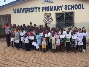 UCC Primary