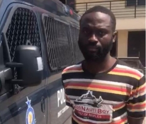 Kwaku Oduro will spend 12 bars behind bars