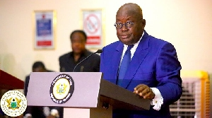 President Akufo-Addo's address to the nation is scheduled to take place at 8pm