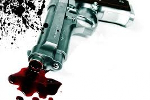The deceased was shot dead last Thursday evening at about 7:00pm.