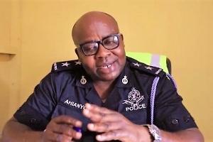 ASP Godwin Ahianyo - Public Affairs, Ashanti region