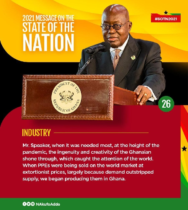 We're good managers of the economy, good protectors of the public purse – Akufo-Addo 2