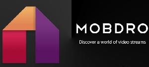 Mobdro app logo