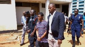 J. B Danquah-Adu murder suspect