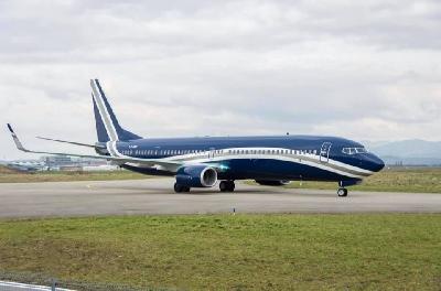 Boeing 737-900ER BBJ3