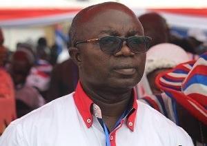 Mr Osei Assibey Antwi