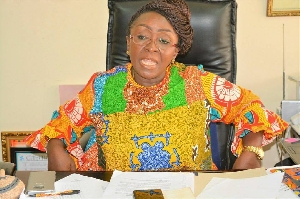 NDC parliamentary candidate for the Ketu South Constituency, Abla Dzifa Gomashie