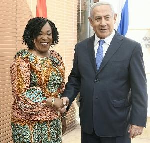 Ghana, Israel officials