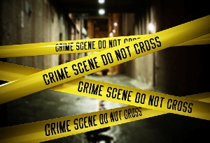 Two husbands hacked their wives to death in different parts of the country on the same day
