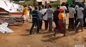 Rampaging NPP youth