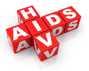As of the end of last year, there were 346,120 people living with HIV in Ghana