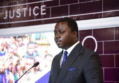 Rev. John Ntim Fordjour