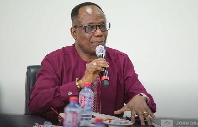 Bishop S N Mensah