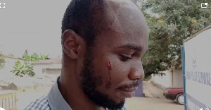 Emanuel Pacome Damalie was assaulted by student of Bright SHS