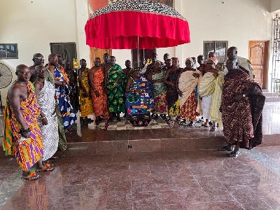 New Juabeng Traditional Council