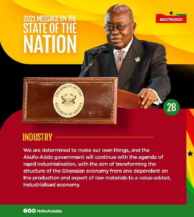 We're good managers of the economy, good protectors of the public purse – Akufo-Addo 4