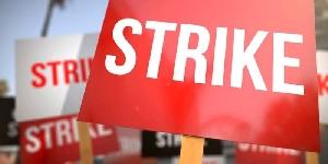echnical university teachers on strike