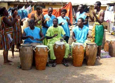 Drumming and noisemaking is banned for a month
