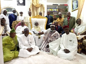 Nat'l Peace C'cil and Chief Imam