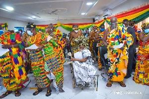 Ghanaian traditional rulers