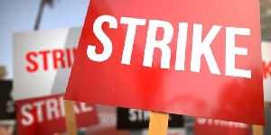 Strike begins on Wednesday
