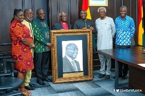 Dr Bawumia honoured
