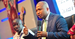 North Tongu MP Samuel Okudzeto Ablakwa